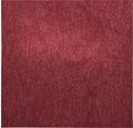 Teppichboden Shag Catania rot 500 cm breit (Meterware)