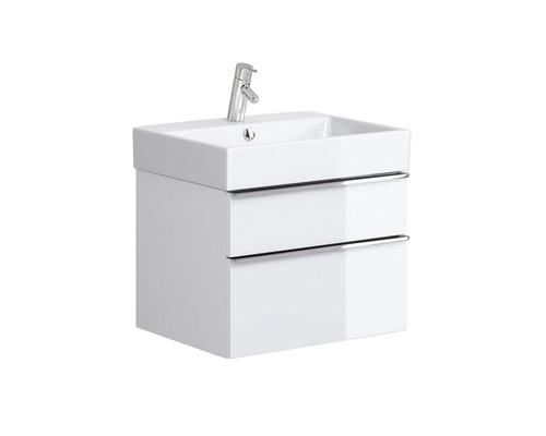 Waschtischunterschrank Metropolitan weiß 60 cm ohne Waschtisch