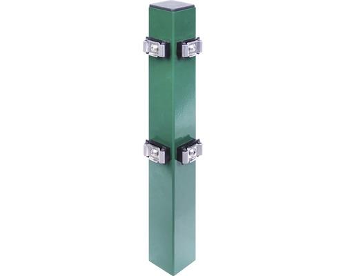 Eckpfosten GAH Alberts zum Einbetonieren 6x6 cm grün