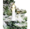 Kerzenlichterkette Baumkette Konstsmide Topbirnen Lichtfarbe warmweiß 35 Leuchtmittel