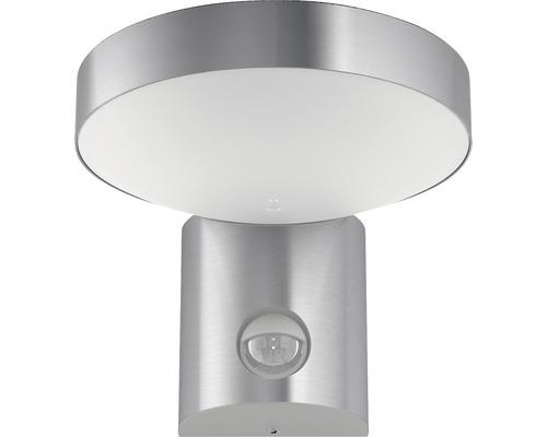 LED Sensor Außenwandleuchte 8W 800 lm warmweiß H 113 mm Cockatoo edelstahl