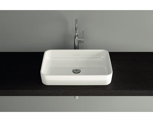 BETTE Aufsatzwaschbecken Art 60 cm weiß A181-000