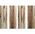 Antirutschsticker mySPOTTI stepon Dschungelbrücke Set mit 4 Streifen à 30 x 10 cm