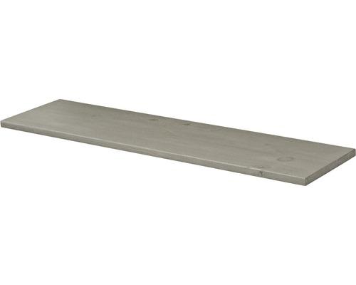 Regalboden LITE Vintage 600x200x18 mm Kiefer grau