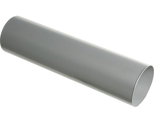 MEFA Zeitungsrolle Stahl pulverbeschichtet BxØ 420/110 mm 78 Weißaluminium RAL 9006