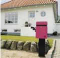 MEFA Briefkasten Stahl pulverbeschichtet BxHxT 350/490/155 mm Judo 640M in RAL Sonderfarbe nach Wunsch