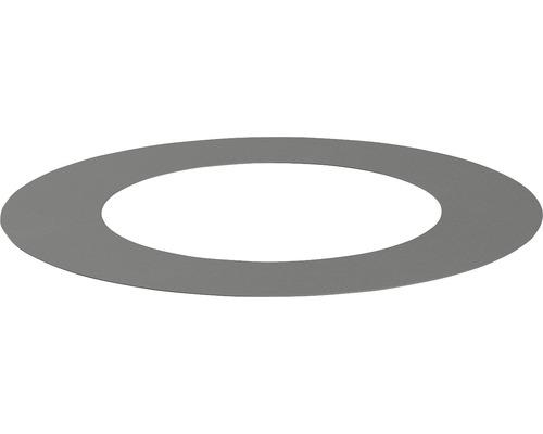 Jeremias Iso-Line Wandrosette 55mm Ø150mm grau