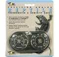Thermometer und Hygrometer ZOO MED analog