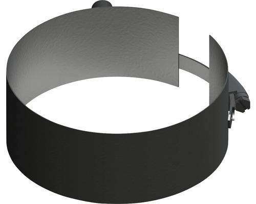 Pellet-Line Befestigungsschelle mit Gewindemuffe M8 Ø 100mm schwarz
