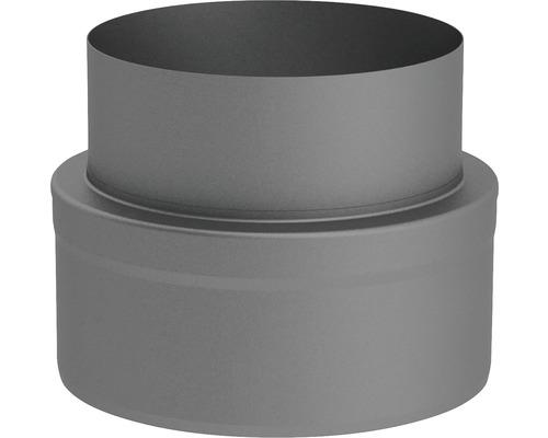 Jeremias Iso-Line Übergang Ofen auf Iso-Line Ø150mm grau
