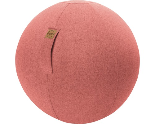 Sitting Ball Felt lachs Ø 65 cm