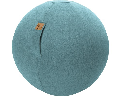 Sitting Ball Felt aquarius Ø 65 cm