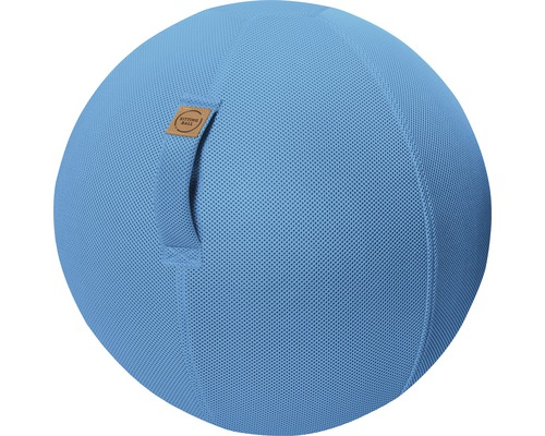 Sitting Ball Mesh petrol Ø 65 cm