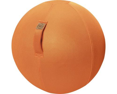 Sitting Ball Mesh orange Ø 65 cm