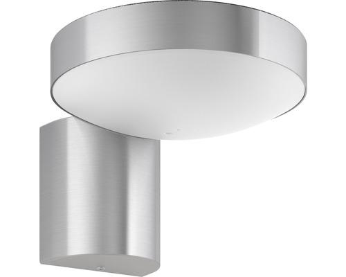 LED Außenwandleuchte 8W 800 lm warmweiß H 113 mm Cockatoo edelstahl