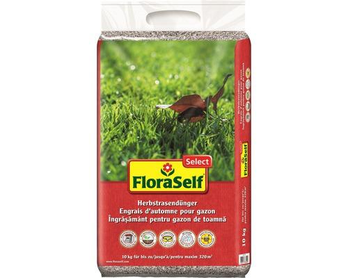 Herbstrasendünger FloraSelf Select 10 kg 320 m²
