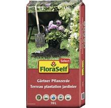 Gärtner Pflanzerde FloraSelf Select 70 L