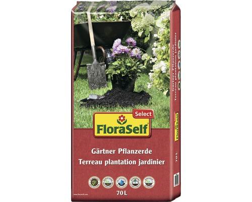 Gärtner Pflanzerde FloraSelf Select