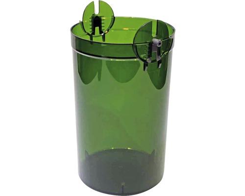 Filterbehälter EHEIM mit Bolzenplatten und Elastikpuffer für Außenfilter ecco 2036, 2235, 2236