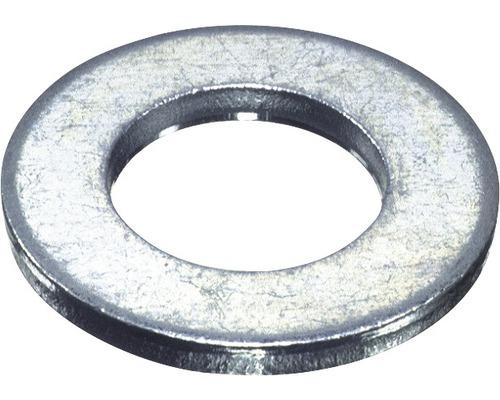 Unterlegscheibe DIN 125 10,5 mm, Aluminium, 25 Stück
