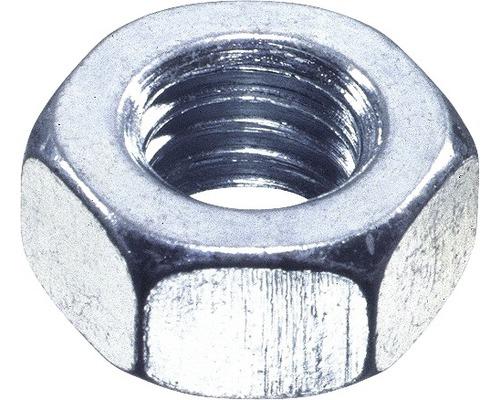 Sechskantmutter DIN 934 M8 mm Aluminium, 50 Stück