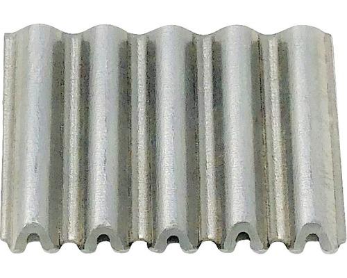 Wellennägel 12x25 mm, 100 Stück