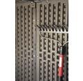 Geräteschrank LIFETIME 136x70x172 cm dunkelgrau