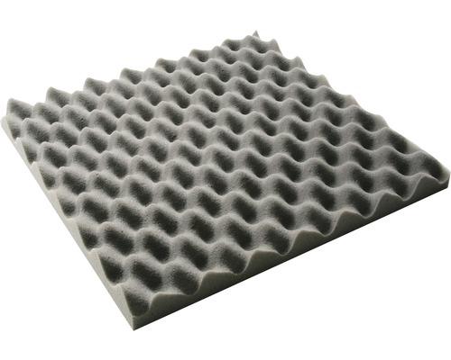 Akustik-Schaumstoff Noppenplatte Akupur 50x50x3 cm