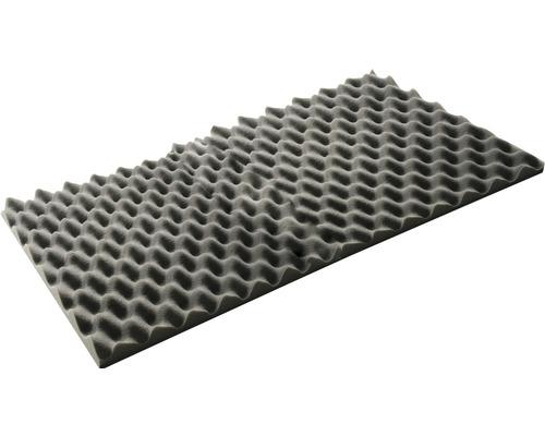 Akustik-Schaumstoff Noppenplatte Akupur 200x100x3 cm
