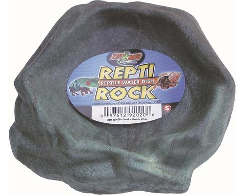 Futterstelle ZOO MED Repti Rock Water Dish 16x11x4 cm zufällige Farbauswahl