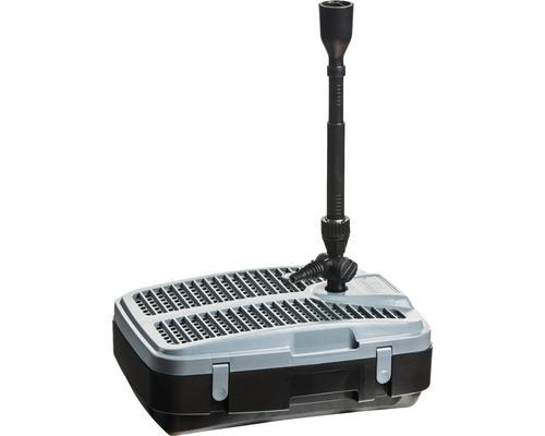 Teichfilterset Heissner mit Wasserspiel und UVC bis 5000 L