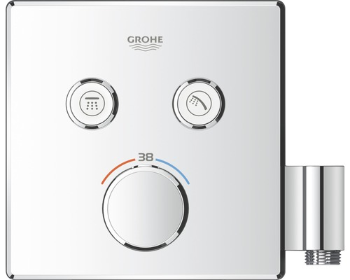 GROHE Thermostat Grohtherm SmartControl eckig 2912500