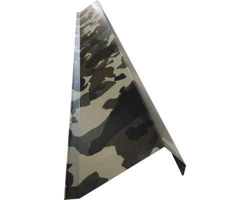 PRECIT Kantenwinkel für Trapezblech H12 camouflage 1000 mm