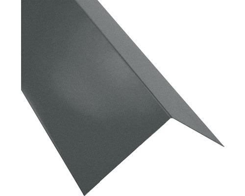 PRECIT Schürze für Mansarden außen S18 grau matt RAL 7016 2 m