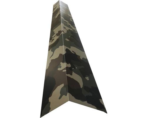 PRECIT Schürze für Mansarden außen H12 camouflage 2000 x 100 x 140 mm