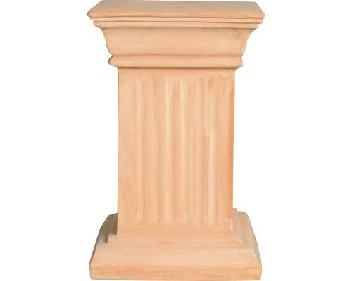 Dekosäule Lafiora Terrakotta 35x35x56 cm terracotta