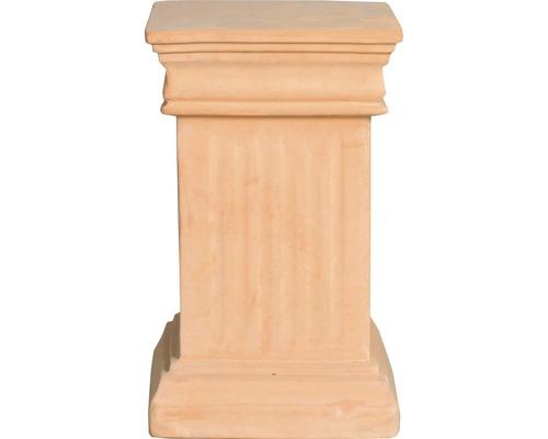 Dekosäule Lafiora Terrakotta 24x24x40 cm terracotta