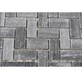 Natursteinmosaik MOS HB/V15 grau 30,5x30,5 cm