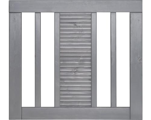 Einzeltor Fenris 90 x 90 cm, hellgrau