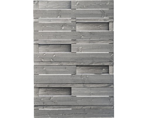 Teilelement Konsta Vintage Design 90x135 cm grau