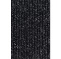 Messeteppichboden Nadelvlies Memeta FB50 anthrazit 200 cm breit x 25 m (ganze Rolle)