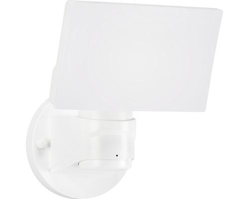 LED Außenstrahler IP44 16W 1600 lm 4000 K neutralweiß 175x180 mm weiß
