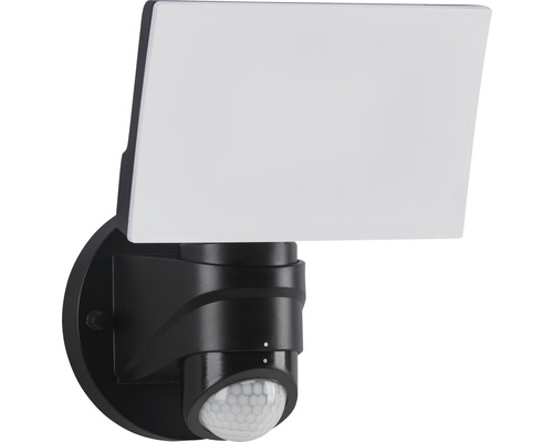 LED Sensor Außenstrahler IP44 16W 1600 lm 4000 K neutralweiß 175x180 mm schwarz