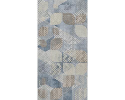Feinsteinzeug Wand-Dekor-Fliese Geometric 60 x 120 cm rek.