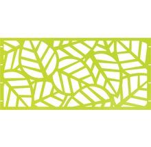 Hauptelement GABIO Palms 180x90 cm trendgrün