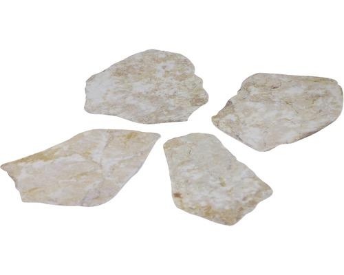 Antirutschsticker mySPOTTI stepon figürlich Naturstein beige