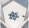 Antirutschsticker mySPOTTI stepon Hexagon-Form Enrico