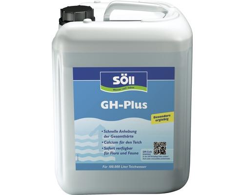 GH-Plus Söll 5 l für schnelle Anhebung der Gesamthärte