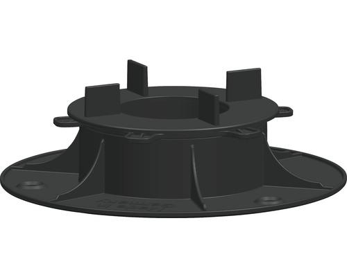 Terrassenlager Base verstellbar 40-70 mm mit Kreuzfuge