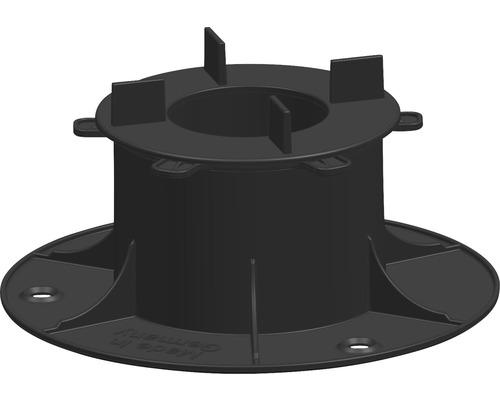 Terrassenlager Base verstellbar 70-130 mm